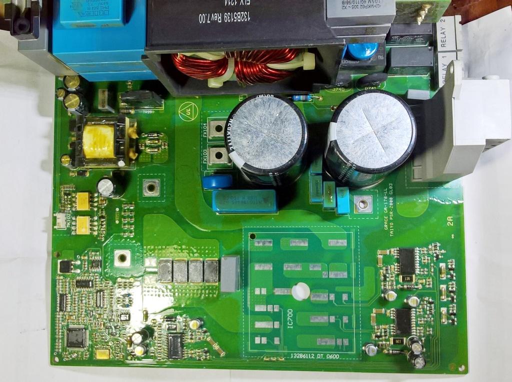 Danfoss VLT PCB